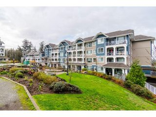 """Main Photo: 204 16380 64 Avenue in Surrey: Cloverdale BC Condo for sale in """"The Ridge at Bose Farm"""" (Cloverdale)  : MLS®# R2325368"""