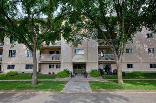 Main Photo: 105 11511 130 Street in Edmonton: Zone 07 Condo for sale : MLS®# E4138867