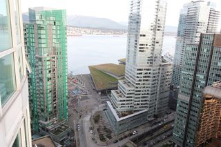 "Photo 14: 3502 1111 W PENDER Street in Vancouver: Coal Harbour Condo for sale in ""VANTAGE"" (Vancouver West)  : MLS®# R2331426"