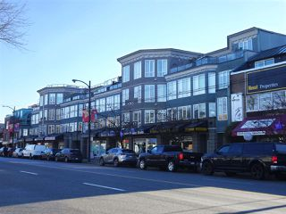 "Photo 2: 205 3440 W BROADWAY in Vancouver: Kitsilano Condo for sale in ""THE VICINIA"" (Vancouver West)  : MLS®# R2335531"