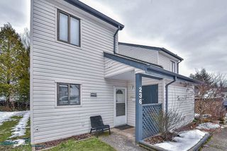 """Main Photo: 236 13612 67 Avenue in Surrey: East Newton Townhouse for sale in """"HYLAND CREEK ESTATES"""" : MLS®# R2342171"""
