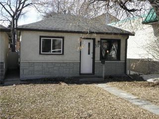 Photo 1: 351 Des Meurons Street in Winnipeg: St Boniface Residential for sale (2A)  : MLS®# 1907968