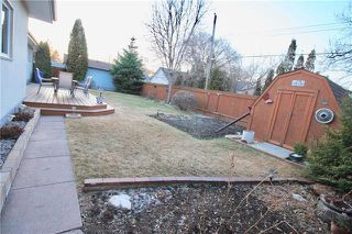 Photo 19: 281 Hawthorne Avenue in Winnipeg: North Kildonan Residential for sale (3F)  : MLS®# 1909586