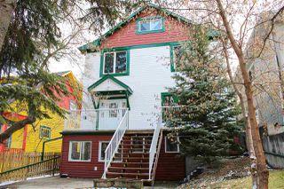 Main Photo: 9671 87 Avenue in Edmonton: Zone 15 House Fourplex for sale : MLS®# E4155259