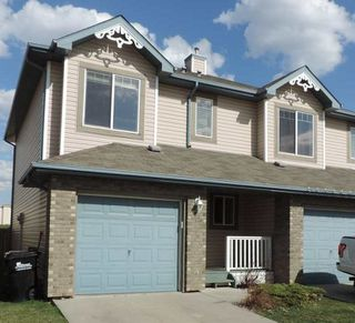 Main Photo: 54 700 BOTHWELL Drive: Sherwood Park House Half Duplex for sale : MLS®# E4156898