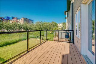 Photo 22: 45 PROMINENCE Park SW in Calgary: Patterson Semi Detached for sale : MLS®# C4249195
