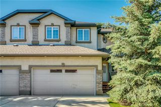 Photo 1: 45 PROMINENCE Park SW in Calgary: Patterson Semi Detached for sale : MLS®# C4249195