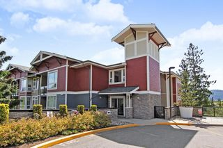 "Photo 1: 104 2238 WHATCOM Road in Abbotsford: Abbotsford East Condo for sale in ""Waterleaf"" : MLS®# R2378509"