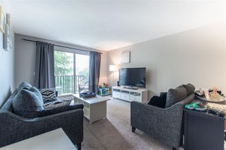 """Photo 2: 317 15288 100 Avenue in Surrey: Guildford Condo for sale in """"CEDAR GROVE"""" (North Surrey)  : MLS®# R2385694"""