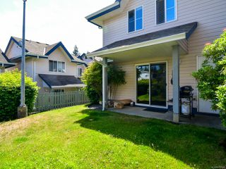 Photo 27: 14 1335 CREEKSIDE Way in CAMPBELL RIVER: CR Willow Point Row/Townhouse for sale (Campbell River)  : MLS®# 819199