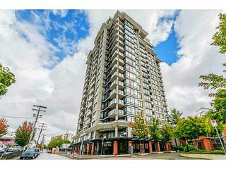 "Photo 1: 1107 610 VICTORIA Street in New Westminster: Downtown NW Condo for sale in ""The Point"" : MLS®# R2387195"