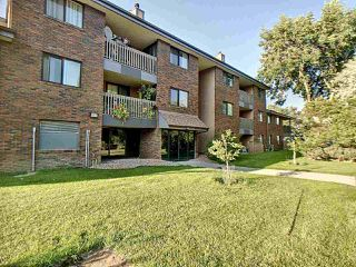 Main Photo: 309 14811 51 Avenue in Edmonton: Zone 14 Condo for sale : MLS®# E4167559