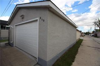 Photo 9: 278 Southall Drive in Winnipeg: Margaret Park Residential for sale (4D)  : MLS®# 1925095