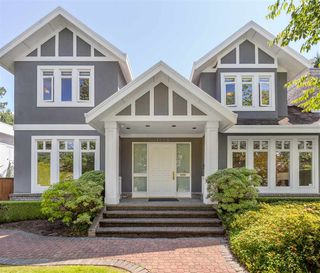 "Photo 1: 1138 W 38TH Avenue in Vancouver: Shaughnessy House for sale in ""Shaughnessy"" (Vancouver West)  : MLS®# R2402641"