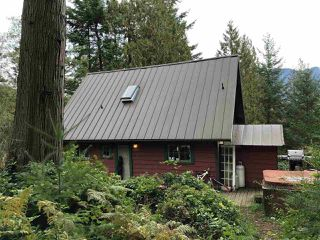 "Photo 1: 1291 OCEANVIEW Road: Bowen Island House for sale in ""Millers Landing"" : MLS®# R2411988"