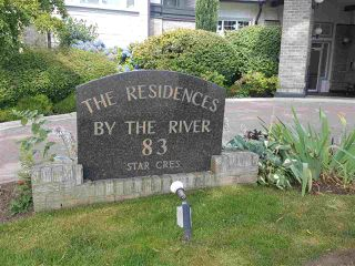 """Photo 2: 306 83 STAR Crescent in New Westminster: Queensborough Condo for sale in """"THE RESIDENCES BY THE RIVER"""" : MLS®# R2485408"""
