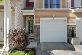Photo 2: 48 CHAPARRAL RIDGE Park SE in Calgary: Chaparral Row/Townhouse for sale : MLS®# A1036010