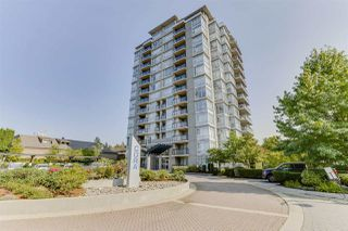 Photo 2: 507 575 DELESTRE Avenue in Coquitlam: Coquitlam West Condo for sale : MLS®# R2504581