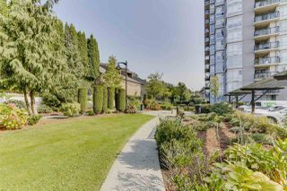 Photo 20: 507 575 DELESTRE Avenue in Coquitlam: Coquitlam West Condo for sale : MLS®# R2504581