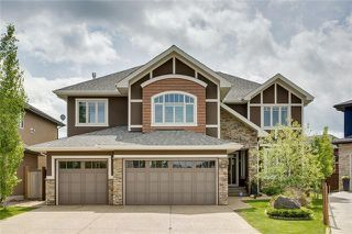 Main Photo: 66 Wexford Crescent SW in Calgary: West Springs Detached for sale : MLS®# A1039102