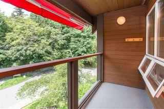 Photo 20: 310 3721 DELBROOK Avenue in North Vancouver: Upper Delbrook Condo for sale : MLS®# R2505826