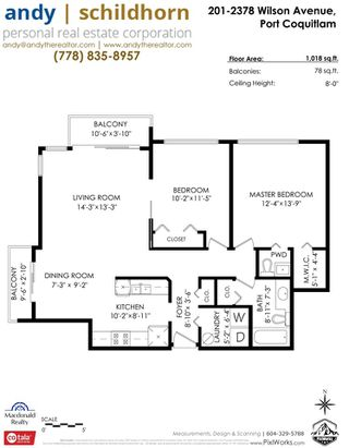 "Photo 29: 201 2378 WILSON Avenue in Port Coquitlam: Central Pt Coquitlam Condo for sale in ""Wilson Manor"" : MLS®# R2508990"