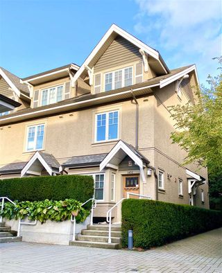 Main Photo: 1451 TILNEY Mews in Vancouver: South Granville Townhouse for sale (Vancouver West)  : MLS®# R2511187