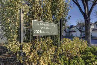 Photo 22: 104 2021 GRANTHAM Court in Edmonton: Zone 58 House Half Duplex for sale : MLS®# E4220247