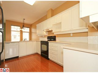 "Photo 2: 74 15037 58TH Avenue in Surrey: Sullivan Station Townhouse for sale in ""WoodBridge"" : MLS®# F1106417"