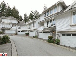 "Photo 1: 74 15037 58TH Avenue in Surrey: Sullivan Station Townhouse for sale in ""WoodBridge"" : MLS®# F1106417"