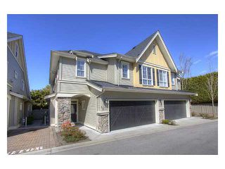 "Photo 2: 15 7171 STEVESTON Highway in Richmond: Broadmoor Townhouse for sale in ""CASSIS"" : MLS®# V885405"
