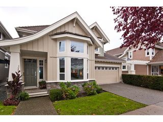 "Photo 1: 4 15288 36TH Avenue in Surrey: Morgan Creek House for sale in ""Cambria"" (South Surrey White Rock)  : MLS®# F1126561"