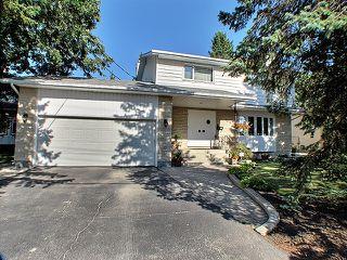 Photo 1: 717 Charleswood Road in Winnipeg: Charleswood Residential for sale (Winnipeg area)  : MLS®# 1215290