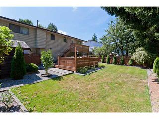 """Photo 10: 1843 LANGAN AV in Port Coquitlam: Lower Mary Hill House for sale in """"LOWER MARY HILL"""" : MLS®# V965225"""