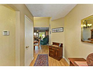 Photo 4: OCEANSIDE Townhome for sale : 2 bedrooms : 1499 Goldrush Way
