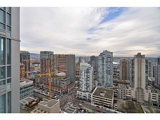 "Photo 12: 2605 833 SEYMOUR Street in Vancouver: Downtown VW Condo for sale in ""CAPITOL RESIDENCES"" (Vancouver West)  : MLS®# V1040577"