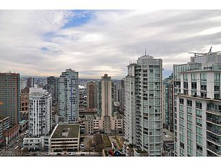 "Photo 13: 2605 833 SEYMOUR Street in Vancouver: Downtown VW Condo for sale in ""CAPITOL RESIDENCES"" (Vancouver West)  : MLS®# V1040577"