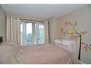 "Photo 8: 2605 833 SEYMOUR Street in Vancouver: Downtown VW Condo for sale in ""CAPITOL RESIDENCES"" (Vancouver West)  : MLS®# V1040577"