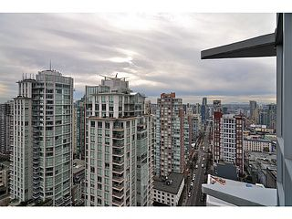 "Photo 14: 2605 833 SEYMOUR Street in Vancouver: Downtown VW Condo for sale in ""CAPITOL RESIDENCES"" (Vancouver West)  : MLS®# V1040577"