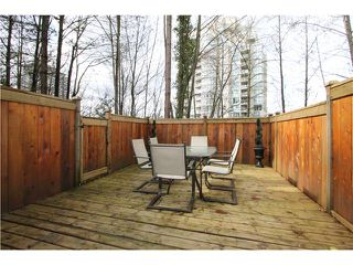 "Photo 11: 225 BALMORAL Place in Port Moody: North Shore Pt Moody Townhouse for sale in ""BALMORAL PLACE"" : MLS®# V1050770"