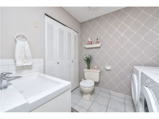 "Photo 9: 225 BALMORAL Place in Port Moody: North Shore Pt Moody Townhouse for sale in ""BALMORAL PLACE"" : MLS®# V1050770"