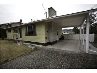 Photo 1: 985 PIGEON Avenue in Williams Lake: Williams Lake - City House for sale (Williams Lake (Zone 27))  : MLS®# N235105