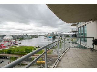 "Photo 9: 1604 120 MILROSS Avenue in Vancouver: Mount Pleasant VE Condo for sale in ""THE BRIGHTON"" (Vancouver East)  : MLS®# V1062353"