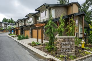 "Photo 4: 7 23986 104 Avenue in Maple Ridge: Albion Townhouse for sale in ""SPENCER BROOK"" : MLS®# V1066703"
