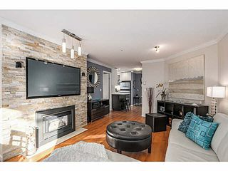 "Photo 11: 205 48 RICHMOND Street in New Westminster: Fraserview NW Condo for sale in ""GATEHOUSE PLACE"" : MLS®# V1089533"