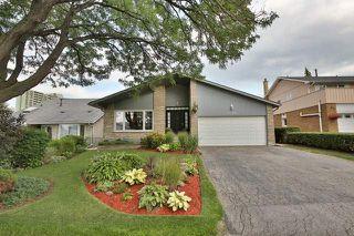 Photo 1: 1004 Runningbrook Drive in Mississauga: Applewood House (Backsplit 4) for sale : MLS®# W3287075