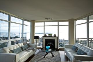 "Photo 8: 1401 1473 JOHNSTON Road: White Rock Condo for sale in ""MIRAMAR TOWER B"" (South Surrey White Rock)  : MLS®# R2031179"