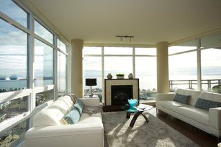 "Photo 11: 1401 1473 JOHNSTON Road: White Rock Condo for sale in ""MIRAMAR TOWER B"" (South Surrey White Rock)  : MLS®# R2031179"