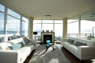 "Photo 13: 1401 1473 JOHNSTON Road: White Rock Condo for sale in ""MIRAMAR TOWER B"" (South Surrey White Rock)  : MLS®# R2031179"