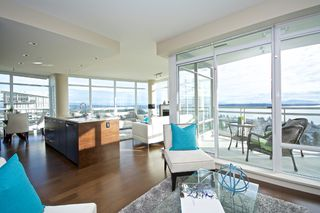 "Photo 14: 1401 1473 JOHNSTON Road: White Rock Condo for sale in ""MIRAMAR TOWER B"" (South Surrey White Rock)  : MLS®# R2031179"